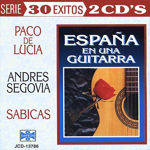 España en Una Guitarra