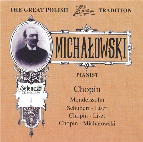 Michalowski: Pianist