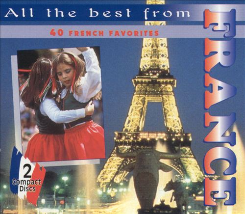 All the Best from France [2 Disc]