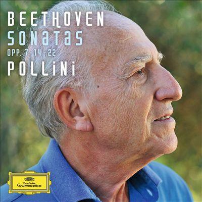 Beethoven: Piano Sonatas, Opp. 7, 14, 22