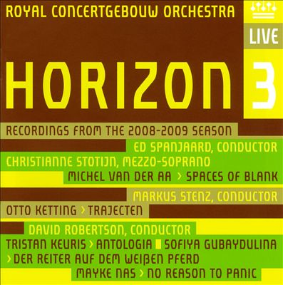 Horizon, Vol. 3