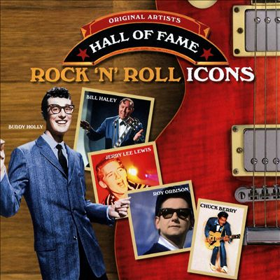 Hall of Fame: Rock N Roll Icons