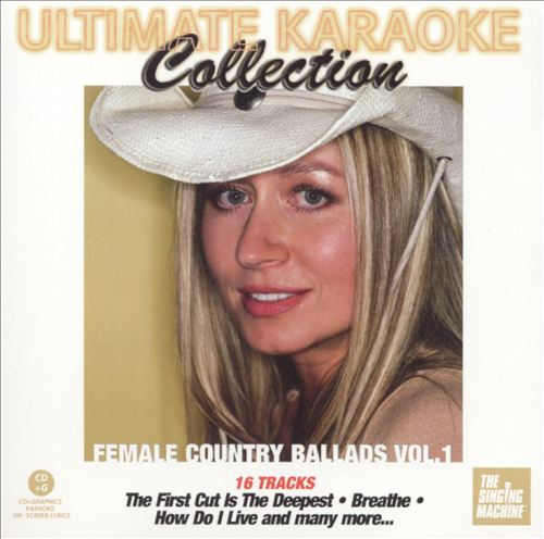 Female Country Ballads, Vol. 1