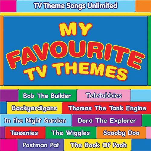 My Favourite TV Themes [Vocal Version]