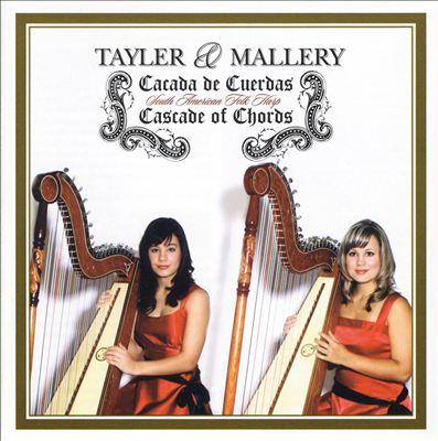 South American Folk Harp: Cacada De Cuerdas