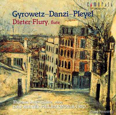 Adalbert Gyrowetz, Franz Danzi & Ignaz Pleyel