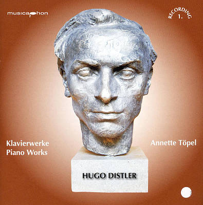 Distler: Piano Works