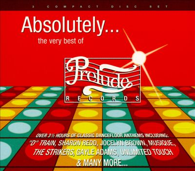 Absolutely...The Very Best of Prelude Records