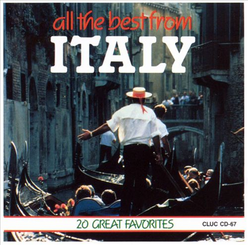 All the Best from Italy, Vol. 1: 20 Great Favorites