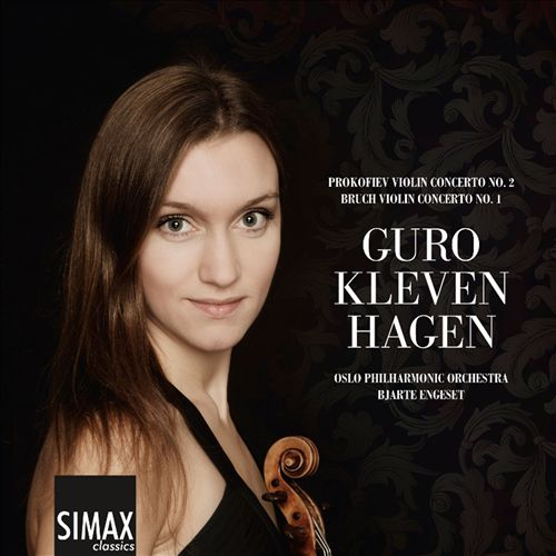 Prokofiev: Violin Concerto No. 2, Bruch: Violin Concerto No. 1