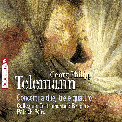 Telemann: Concerti a due, tre e quattro