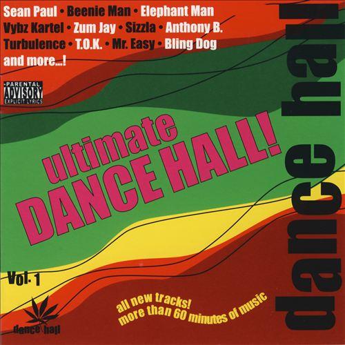 Ultimate Dancehall, Vol. 1 [Kingston]