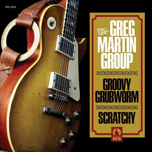 Groovy Grubworm/Scratchy