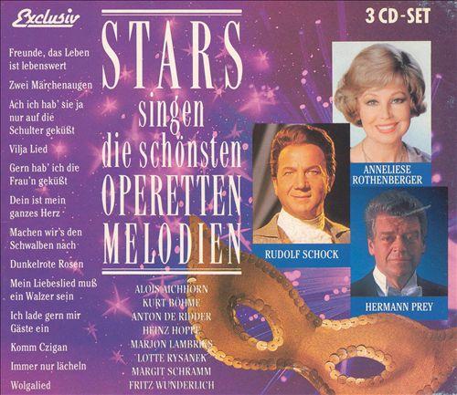 Stars singen die schönsten Operetten-Melodien