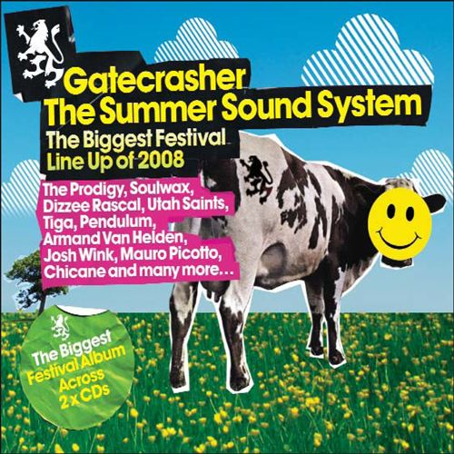 Gatecrasher: Summer Sound System [#1]