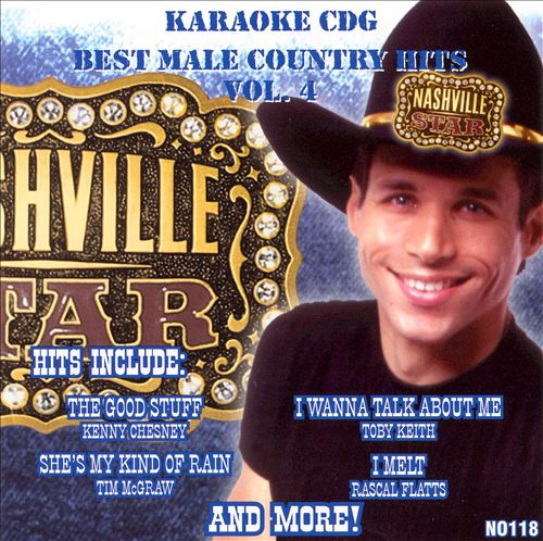 Nashville Star Best Male Country Hits, Vol. 4