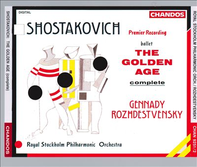 Shostakovich: The Golden Age