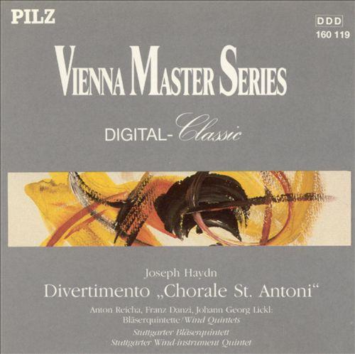 Haydn: Chorale St. Antoni