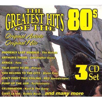 The Greatest Hits of the 80s [Box Set #1]