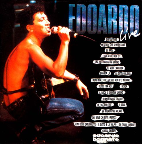 Edoardo Live