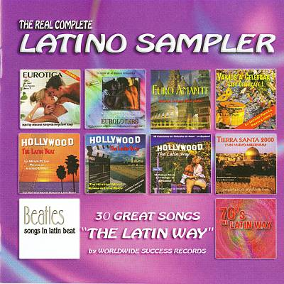 The Real Complete Latino Sampler
