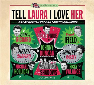 Tell Laura I Love Her: Great British Record Labels - Columbia