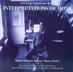 Interpretations of Monk, Vol. 1