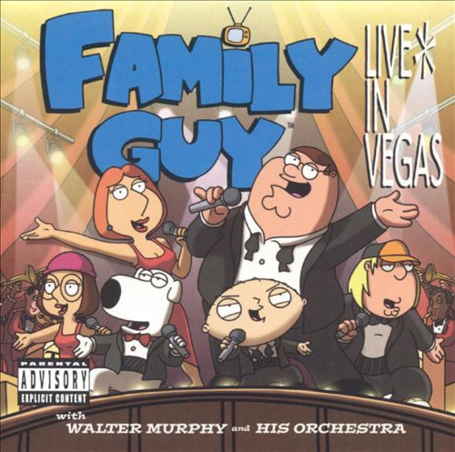 Family Guy Live in Las Vegas