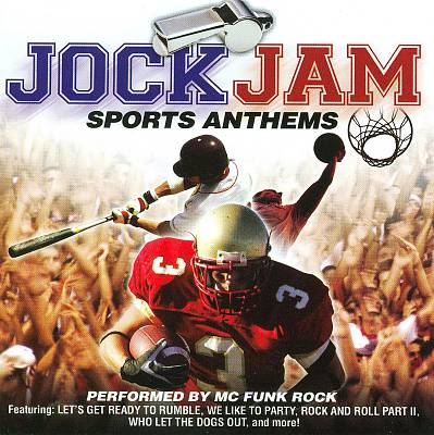 Jock Jams: Sport Anthems