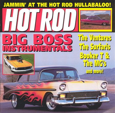 Hot Rod: Big Boss Instrumentals