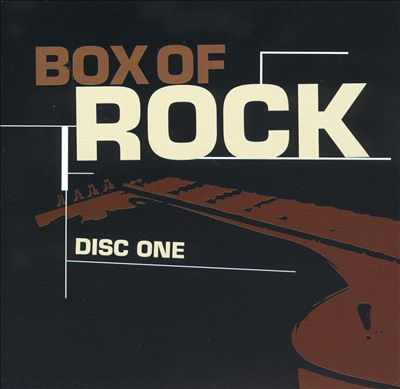 Box of Rock [Disc 1]
