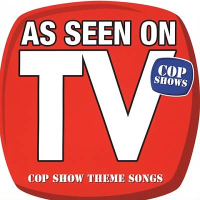 Drew's Famous Presents As Seen On TV: Cop Show Theme Songs