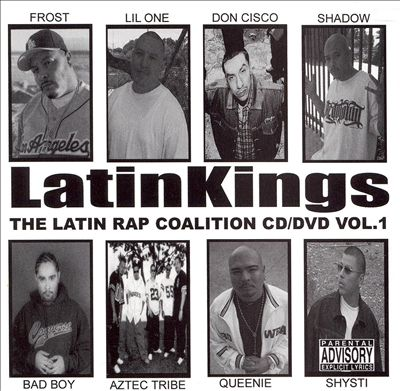 Latin Kings: The Latin Rap Coalition, Vol. 1