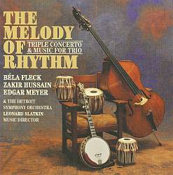 Melody of Rhythm: Triple Concerto & Music for Trio