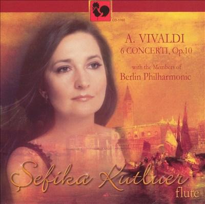 Vivaldi: 6 Concerti, Op. 10