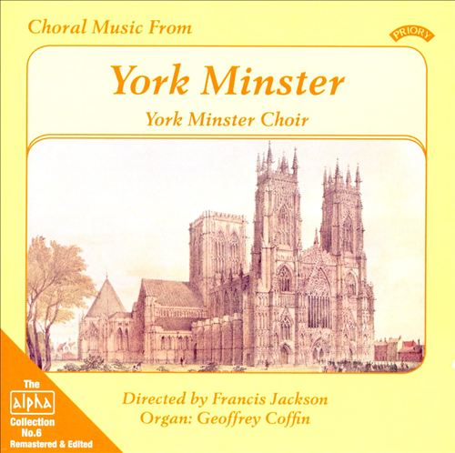 Choral Music from York Minster