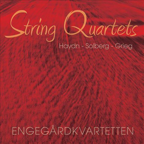 String Quartets by Haydn, Solberg & Grieg