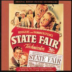 State Fair (1945 & 1962) [Original Soundtrack]