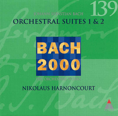 Bach: Orchestral Suites 1 & 2