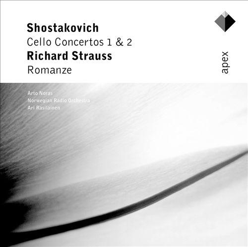 Shostakovich: Cello Concertos Nos. 1 & 2; Strauss: Romanze