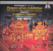 Mussorgsky: Pictures at an Exhibition; Prokofiev: Symphonie Classique