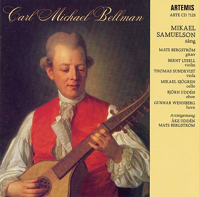 Music of Carl Michael Bellman