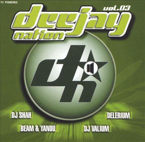 Deejay Nation, Vol. 3