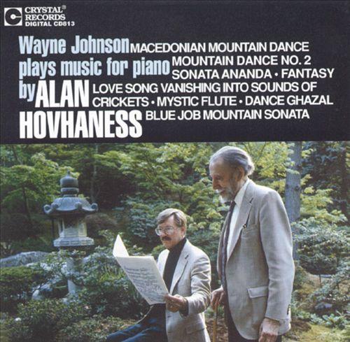 Piano Music of Alan Hovhaness