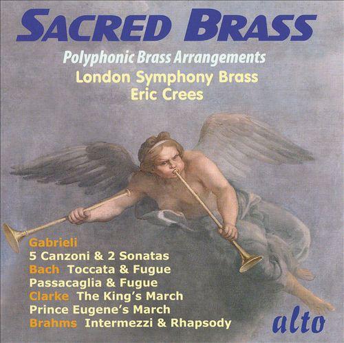 Sacred Brass: Polyphonic Brass Arrangements