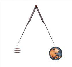 高于最高天和从中心到地球的圆周