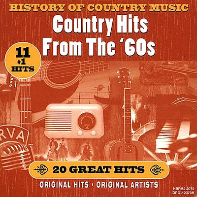 History of Country Music: Country Hits from the '60s