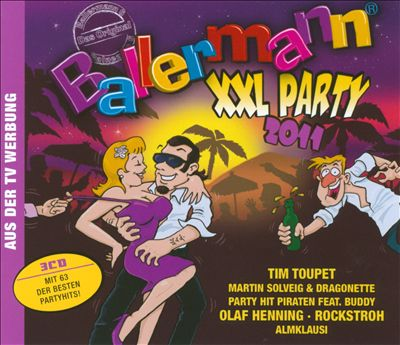 Ballermann XXL Party 2011