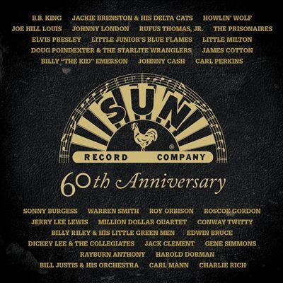 Sun 60th Anniversary