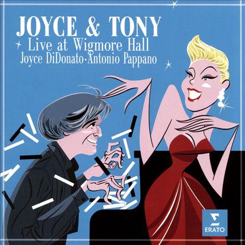 Joyce & Tony: Live at Wigmore Hall